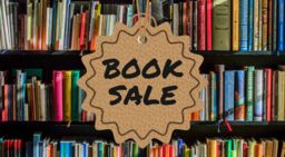 Clear Your House Because We Are Having A Book Sale!