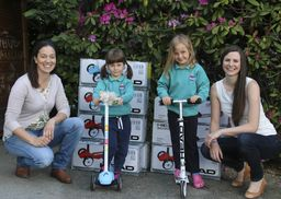 Scooters for Pre-school!